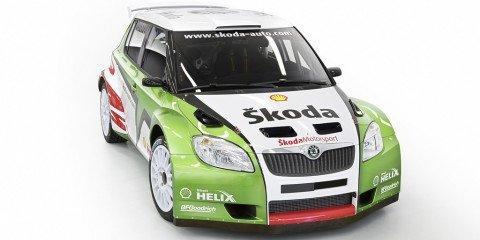 Škoda to premiere factory team at Monte Carlo
