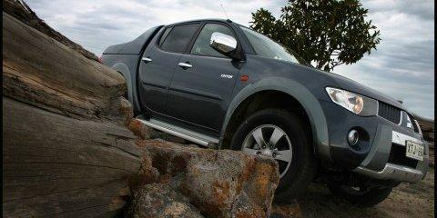 2009 Mitsubishi Triton GLS Fastback Review