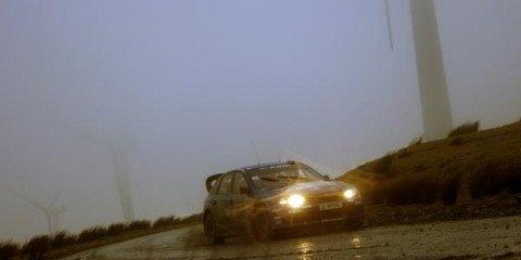Subaru withdraws from WRC