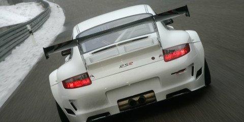 2009 Porsche 911 GT3RSR