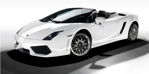 Lamborghini reports tough 2008 sales year