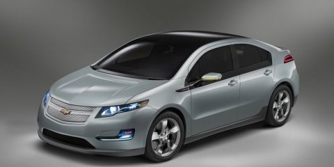 GM to open battery plant for Volt