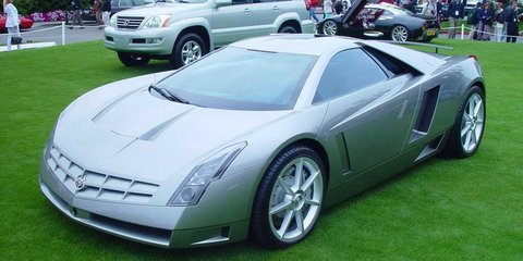 GM money issues to delay Cadillac Converj
