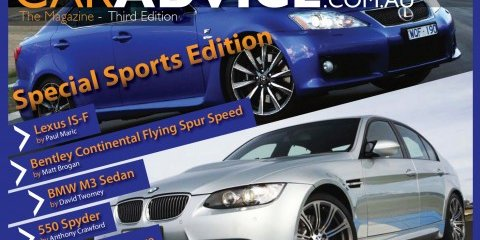 CarAdvice The Magazine Issue#3