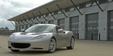 Lotus Evora SC and more on the way
