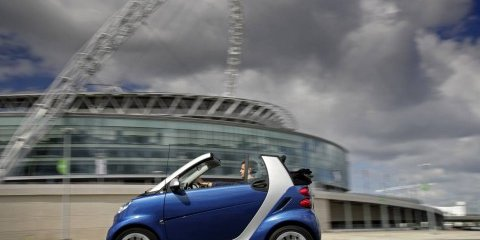 2009 smart Fortwo officially greenest
