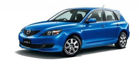 Mazda 3 Sport 'Smart Edition' for Japan