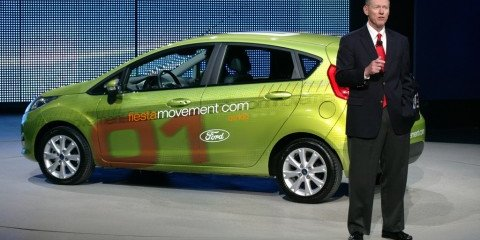 NAIAS - Ford to go electric