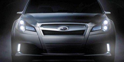NAIAS - 2009 Subaru Legacy (Liberty) Concept