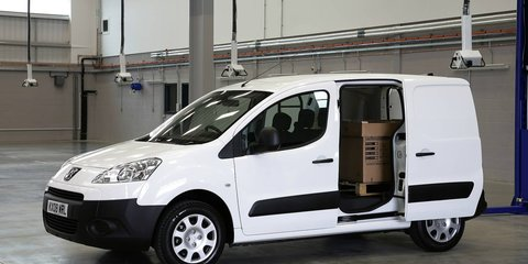 Peugeot Partner wins van of the year in France
