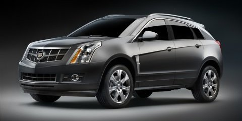 Cadillac introduces 2010 SRX Crossover