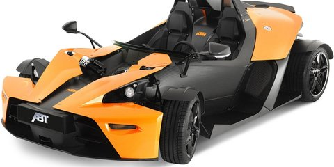 KTM X-BOW may arrive down under