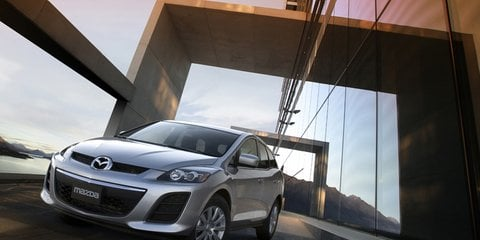 2010 Mazda CX-7 sneaks into Toronto