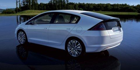 2010 Honda Insight Hybrid – First Look