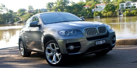 2009 BMW X6 Review & Road Test