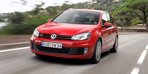 Volkswagen launches Golf GTI in Europe