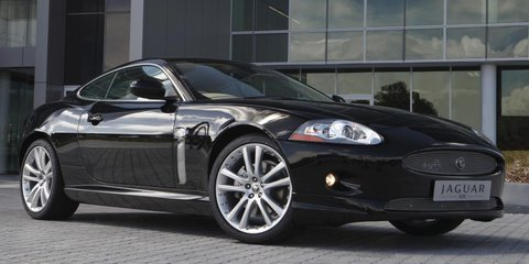 2009 Jaguar XK-S Limited Edition Model