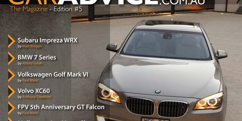 CarAdvice The Magazine Issue #5
