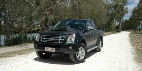 Isuzu D-MAX Ute Review & Road Test
