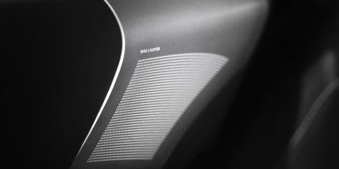 Aston Martin DB9 turns it up with Bang & Olufsen
