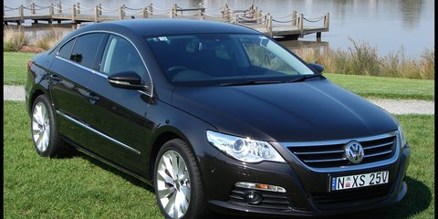 2009 Volkswagen Passat CC Review & Road Test