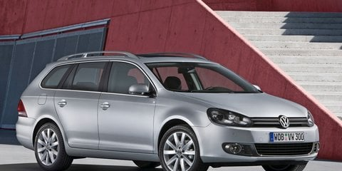 2010 Volkswagen Golf Estate revealed