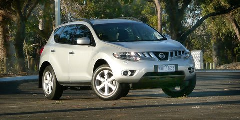 2009 Nissan Murano Review & Road Test
