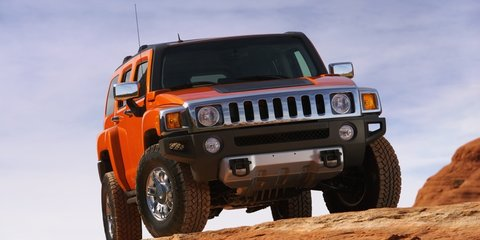 Hummer going Chinese before October