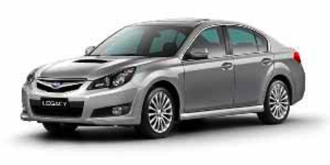 2010 Subaru Liberty, Outback set for release at Frankfurt