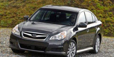 Subaru Liberty scores five-star EuroNCAP