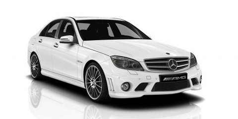 Australia Only: Mercedes-Benz C 63 AMG Edition 63