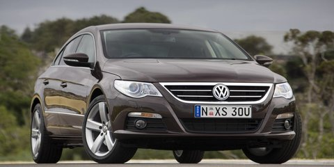 Volkswagen Passat CC Review & Road Test
