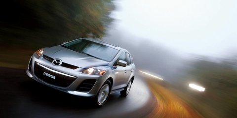 2009 Mazda CX-7 local line-up confirmed