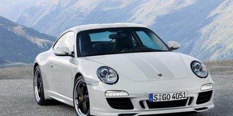 Porsche 911 Sport Classic special edition