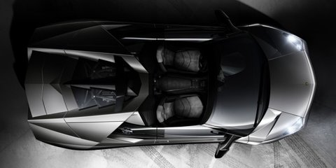 Video: Lamborghini Reventon Roadster the chosen one