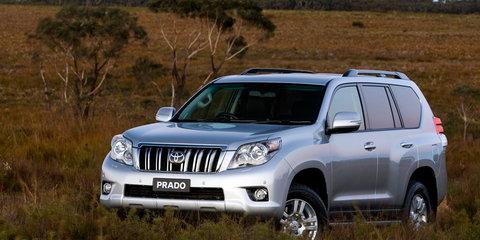 2010 Toyota LandCruiser Prado revealed
