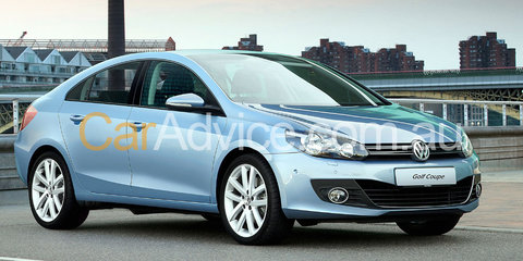 2014 Volkswagen Golf CC: Spy Pics
