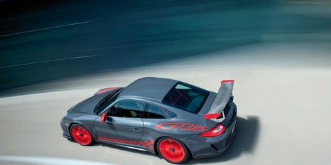 Porsche unveils line-up for Frankfurt