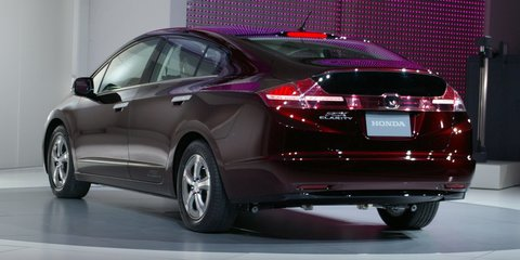Honda ready for Tokyo with Clarity, STEP WGN & Accord Euro Type R
