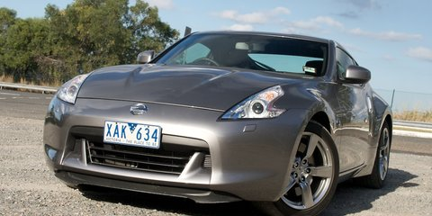 Nissan 370Z King Of The Mountain