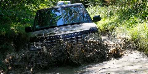 Range Rover Supercharged Review