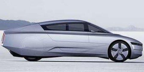 Volkswagen to reveal 1L/100km concept at Frankfurt - report