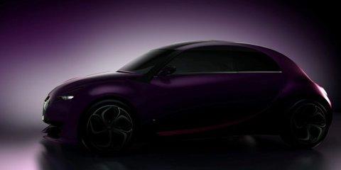 Citroën teases new Frankfurt-bound concept