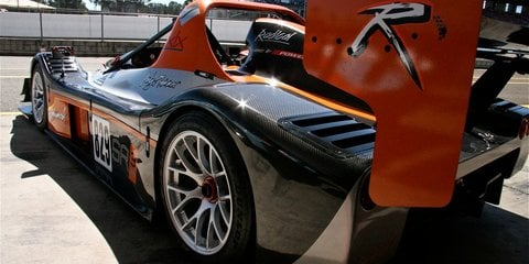 Radical SR3 RS & SR8 track day supercars