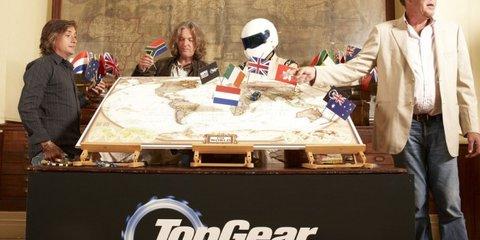 Top Gear Live World Tour 2009/2010 premieres