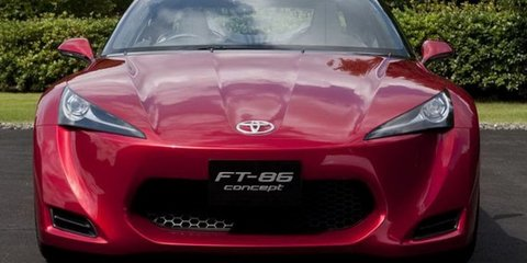 Video: Toyota FT-86 Concept premieres in GT5