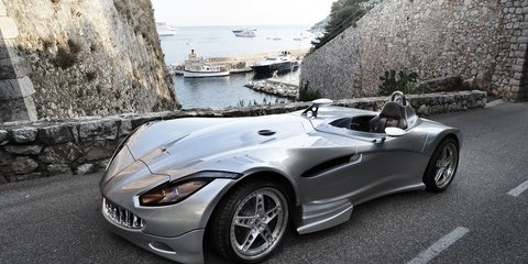 Veritas RS 111 5.0 V10 Roadster – made in Germany