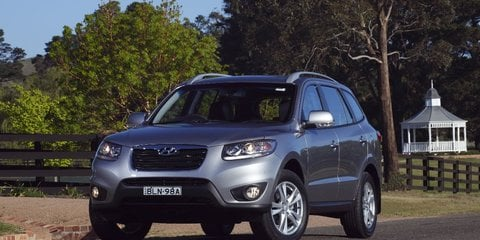 2010 Hyundai Santa Fe Review