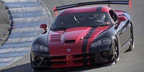 Video: Dodge Viper ACR Laguna Seca lap footage