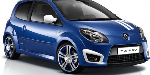 Renault introduces Twingo Gordini Renaultsport